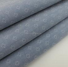 100 cotton jacquard woven fabric fashion for men's shirt