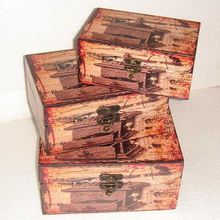 Super Quality Handmade Wooden Boxes 20X20