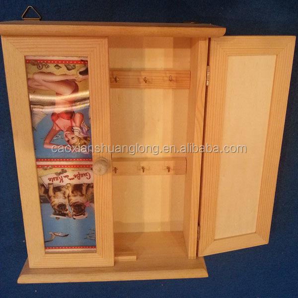 Wholesale 3d design art minds wood craft storage box for Art minds wood crafts