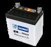 36ah Car battery, high peformance car battery, 12v Dry battery