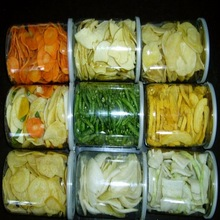 VF fruit and vegetable chips