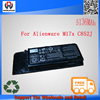 100% new original 9cell laptop battery for Dell 0C852J C852J F310J for Alienware M17X free shipping