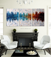 abstract home decor oil paintings