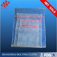 Shanghai Shangshai factory 4pcs set thin mesh laundry bag