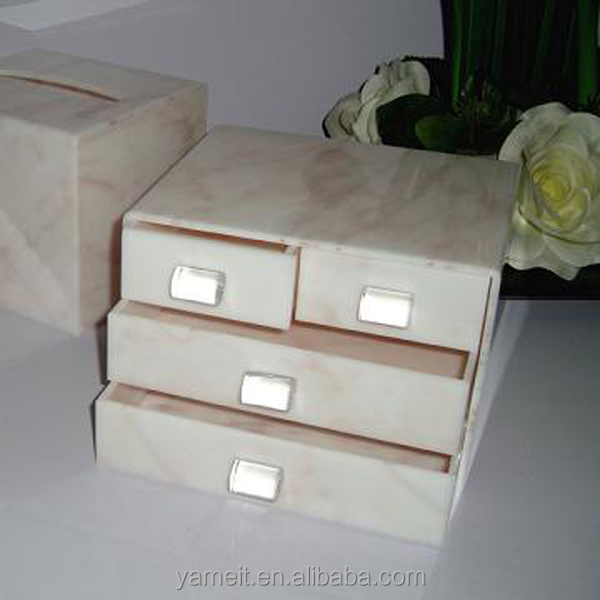 Acrylic Box Letter Making : New design customized simple clear acrylic letter box