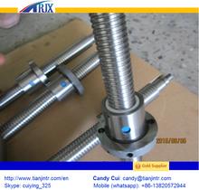SFU 5020 20mm pitch ball screw with screw nuts
