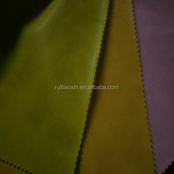 Hot pu faux leather for shoes embossing pu leather torino lining of shoe leather