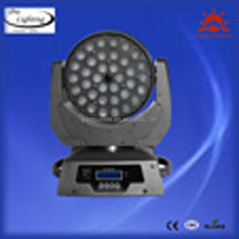 36x10W RGBW 4in1 ZOOM LED China moving heads