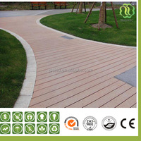wood plastic floor boards/waterproof plastic materials/composite lumber