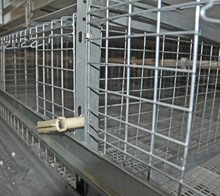A/H type automatic farm poultry equipment chicken cage