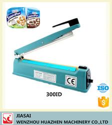 Good price hand held plastic sealer SF300ID with date printe