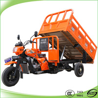 200cc water cooling Trycicle motor tippers