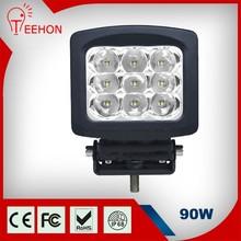 Square C REE 90w volvo truck headlight work light for marine mining boat