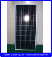 New energy in china market poly 145w pv module cheap solar panel