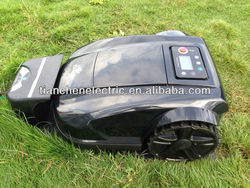 residential tianchen robotic mowers comfortable user experience --quiet, clean, automatic, intelligent
