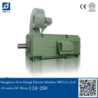 high quality 440v 200kw electric dc fan motor