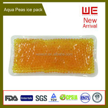 Body thermal beads cold hot packs / gel beads hot cold ice packs
