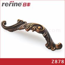 Piezas de accesorios decorativos de muebles para armario de zapatos / gabinete / closet
