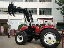 Quick attach pallet forks for Tractor