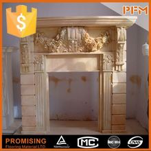 best price natural well polished majestic keystone trimmed outside edges elaborate ornamentation glorification fireplace