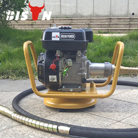BISON(CHINA) Vibrator Concrete For Sale Gasoline Small Portable Hose Honda Robin EY20 Engine Concrete Vibrator Price