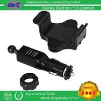 SK235C# Car bracket Mount for smartphone Flexible car mount smartphone holder charger Function car holder mount
