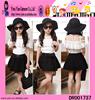 Hot Sale One Shoulder Side Split Dress Fasion Latest Summer Dress Patterns For Girls