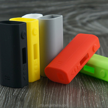 Colorful silicone case/cover/skin/sleeve for istick tc 40w silicone cover istick40w istick tc40w bending adaptor istick 40 watt