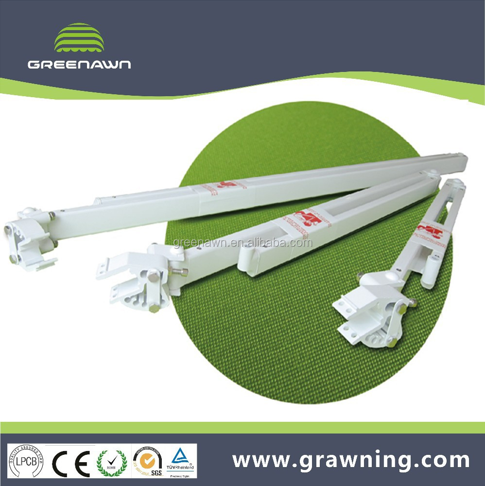 Retractable Awnings Parts Material - Buy Retractable ...