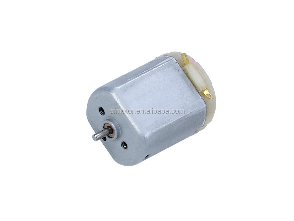 Mini dc motor for door lock actuator 12v fc 280a for 12v door lock actuator
