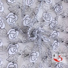high-quality white and black demitoilet african lace fabric china fabrics fleece