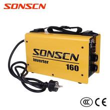 Portable IGBT welder equipment inverter welding of electrode