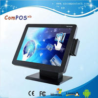 Cheap And Good Quality 15 Inch Touch Screen Pos System/Pos Machine/Pos Terminal Pos All In One Pc Pos2118 For Africa markets