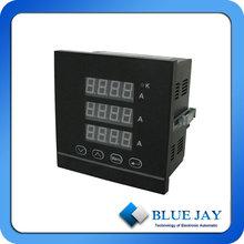BJ192I digital ac ampere meter with CE proved ac voltmeter ampere meter