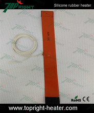 Compared with valcro and spring for silicone rubber drum heater