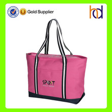 new products wholesale fashion reusable women travel tote bag