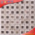 SD20 Mix Color cuadrado plano decoración piedra azulejo mosaico de mármol