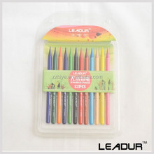 color pencil set for supermarket