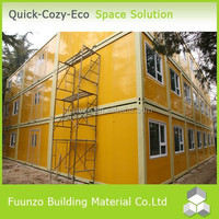 Quick Assembly Demountable Prefab Container Clinic