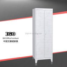 KD Steel 2 door almirah designs/steel godrej cupboard
