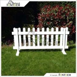 Fentech Uv protected Pvc Temporary Fencing