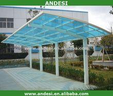 sun shelter garden shed plastic