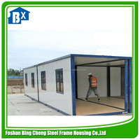 prebuilt container houses in prefab houses