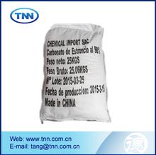 25kg bag lowest price direct supplier carbonato de estroncio al 98%