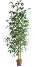 factory direct artificial bamboo tree imported from china