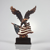 bronze eagle statue /bronze sculpture for home decoration