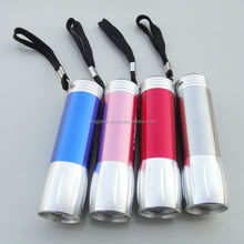 9 LED Multifunction Aluminum Led Torch with SOS function