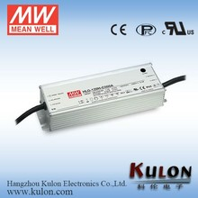 MEAN WELL HLG-120H-C500B 150W 500ma constant current dimmable led lighting driver High voltage Output power supply