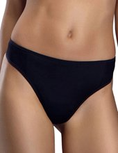 Yvette Women Sports Thong 6036 - Antibacterial/Deodorant/T Back/Powernet Lining Sexy Designer Briefs Short Pants
