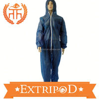 Extripod disposable pp hospital use sterile bed covers